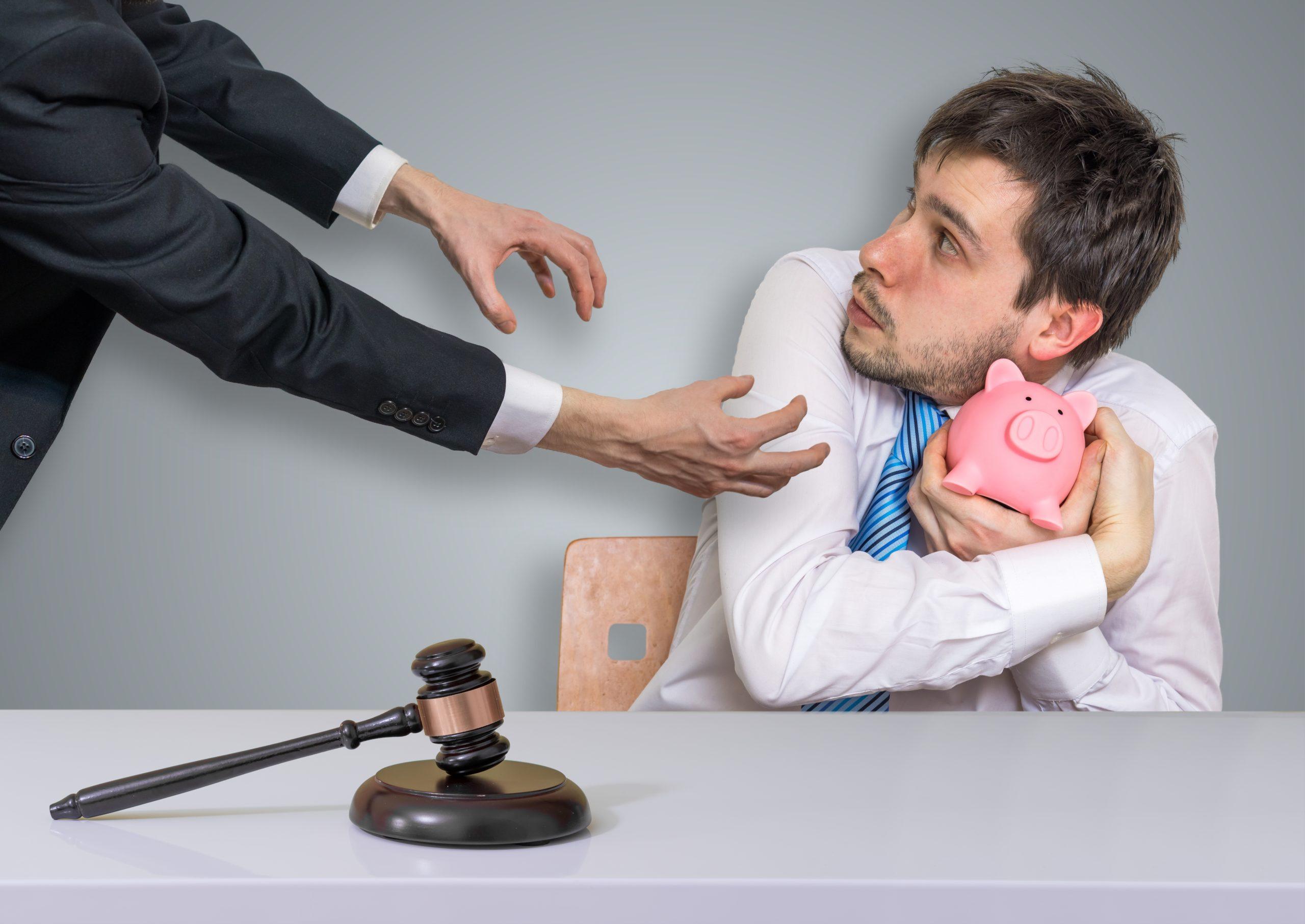 банкротство физического лица взыскание долга