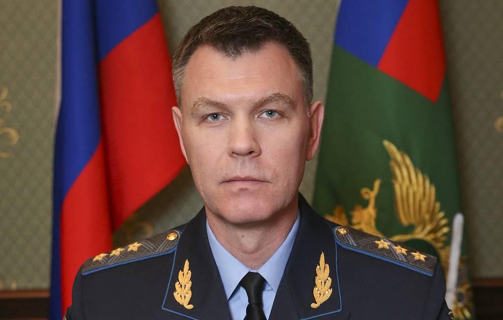 Дмитрий Аристов © Пресс-служба ФССП