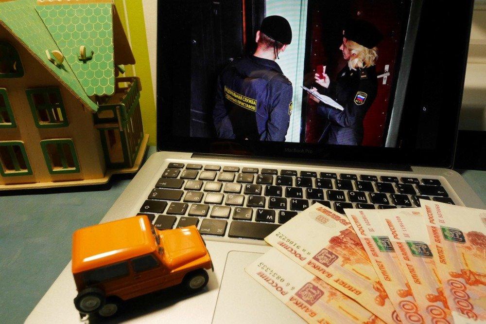 Не все деньги можно брать с должника. Например, соцвыплаты - неприкосновенны. Фото: Сергей Михеев/РГ