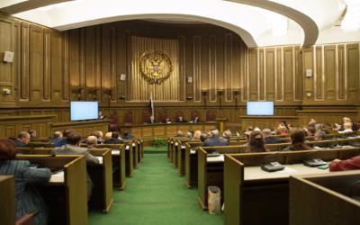 Пленум Верховного суда отменил несколько постановлений Пленума ВАС